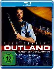 Outland (Blu-ray), Blu-ray Disc