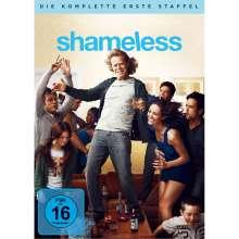 Shameless Season 1, 3 DVDs