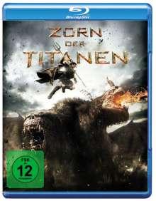 Zorn der Titanen (Blu-ray), Blu-ray Disc
