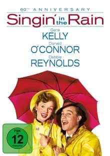 Singin' in the Rain (60th Anniversary Edition), DVD