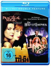 Zauberhafte Schwestern - Practical Magic + Die Hexen von Eastwick (Blu-ray), 2 Blu-ray Discs