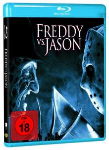 Freddy vs. Jason (Blu-ray), Blu-ray Disc