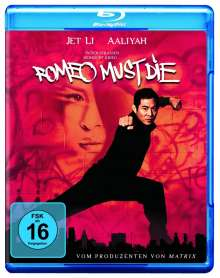 Romeo Must Die (2000) (Blu-ray), Blu-ray Disc