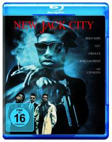 New Jack City (Blu-ray), Blu-ray Disc
