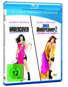 Miss Undercover 1 & 2 (Blu-ray), Blu-ray Disc