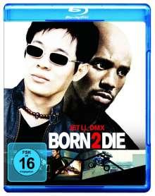 Born 2 Die (Blu-ray), Blu-ray Disc