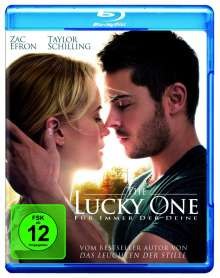 The Lucky One (Blu-ray), Blu-ray Disc