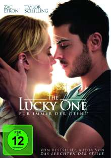 The Lucky One, DVD