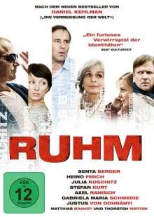 Ruhm, DVD