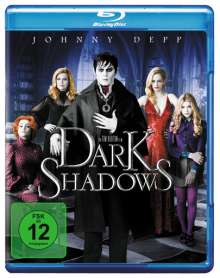 Dark Shadows (2012) (Blu-ray), Blu-ray Disc
