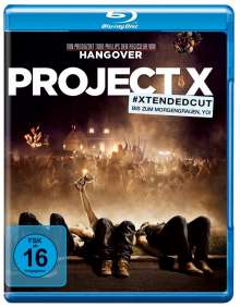 Project X (Blu-ray), Blu-ray Disc