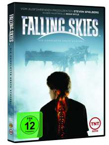 Falling Skies Season 1, 3 DVDs