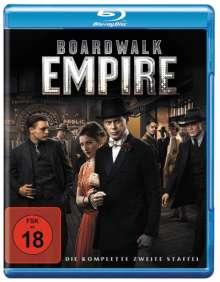 Boardwalk Empire Season 2 (Blu-ray), 5 Blu-ray Discs