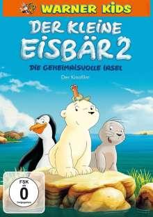 Der kleine Eisbär 2 - Die geheimnisvolle Insel, 2 DVDs
