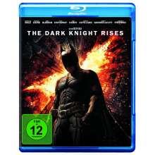 The Dark Knight Rises (Blu-ray), Blu-ray Disc