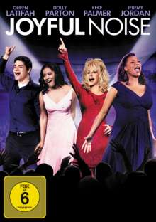 Joyful Noise, DVD
