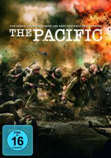 The Pacific, 6 DVDs