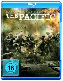 The Pacific (Blu-ray), 6 Blu-ray Discs