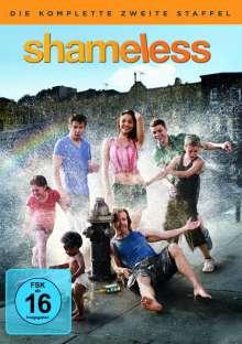 Shameless Season 2, 3 DVDs