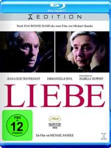 Liebe (Blu-ray), Blu-ray Disc