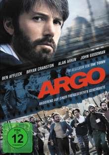 Argo, DVD