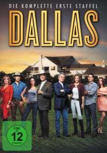 Dallas Season 1 (2012), 3 DVDs