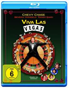 Viva Las Vegas - Hoppla, wir kommen!, Blu-ray Disc
