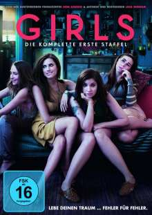 Girls Staffel 1, 2 DVDs