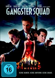 Gangster Squad, DVD
