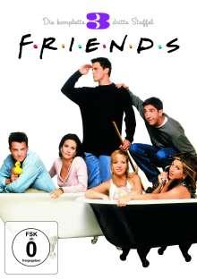 Friends Season 3, 4 DVDs