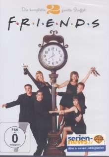 Friends Season 2, 4 DVDs