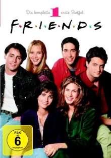 Friends Season 1, 4 DVDs