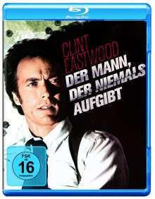 Der Mann, der niemals aufgibt (Blu-ray), Blu-ray Disc