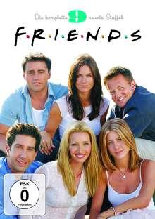 Friends Season 9, 4 DVDs
