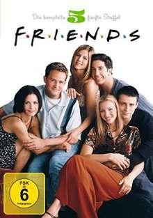 Friends Season 5, 4 DVDs
