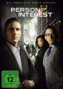 Person Of Interest Season 1, 6 DVDs