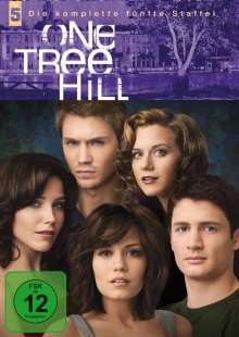 One Tree Hill Season 5, 5 DVDs