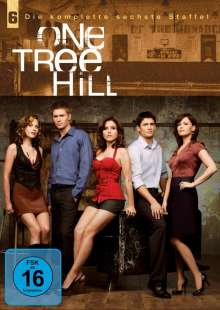 One Tree Hill Season 6, 7 DVDs
