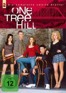One Tree Hill Season 2, 6 DVDs