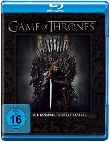 Game of Thrones Season 1 (Blu-ray), 5 Blu-ray Discs