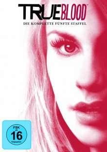 True Blood Season 5, 5 DVDs