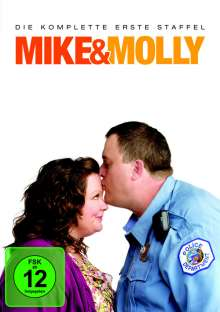 Mike & Molly Season 1, 3 DVDs