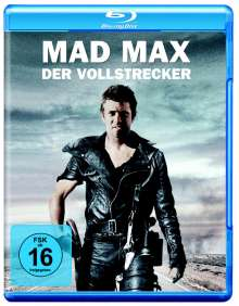 Mad Max 2: Der Vollstrecker (Blu-ray), Blu-ray Disc