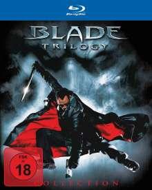 Blade Trilogy (Blu-ray), 3 Blu-ray Discs