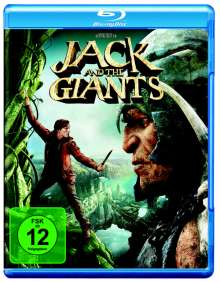 Jack And The Giants (Blu-ray), Blu-ray Disc