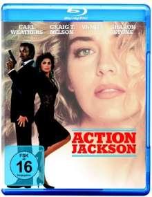 Action Jackson (Blu-ray), Blu-ray Disc