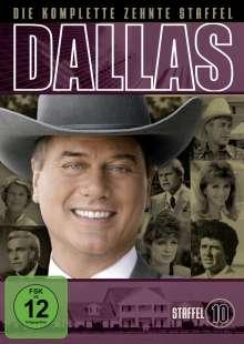 Dallas Season 10, 3 DVDs