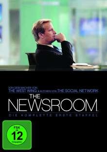 Newsroom Season 1, 4 DVDs