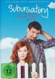 Suburgatory Season 1, 3 DVDs