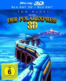 Der Polarexpress (3D & 2D Blu-ray), Blu-ray Disc